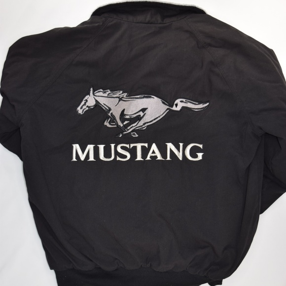 Vintage Ford Mustang 35th Anniversary Jacket